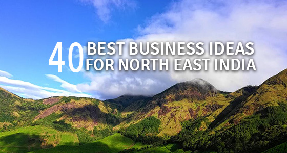 40 Best Business Ideas for North East India