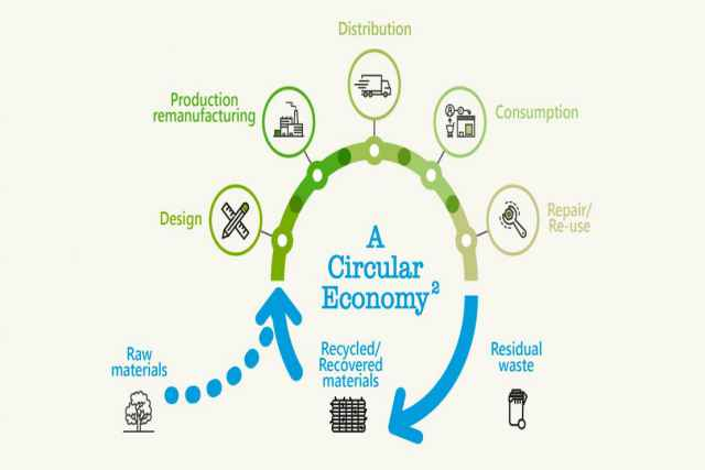 Circular Economy: Definition, Players and Principles