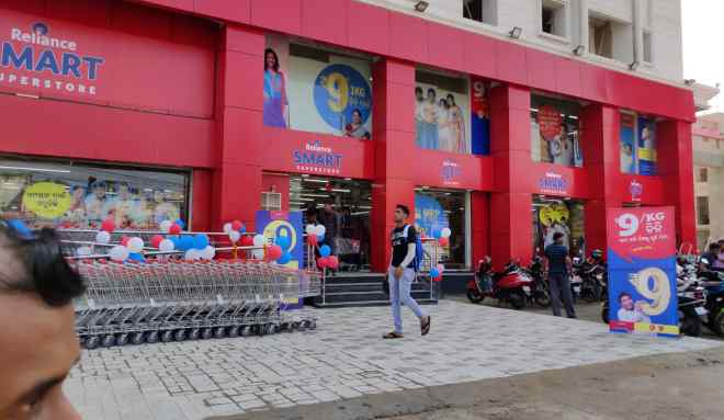 Reliance Supermarket Franchise – Cost and Opportunities