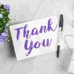 Benefits of Gratitude and Thanking