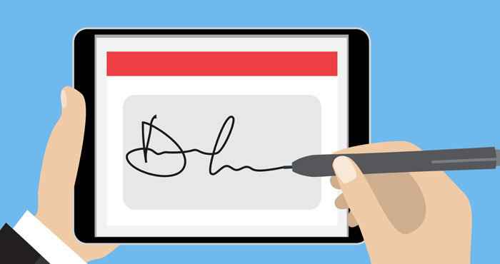 What Is Electronic Signature: Definition and How to Get it?