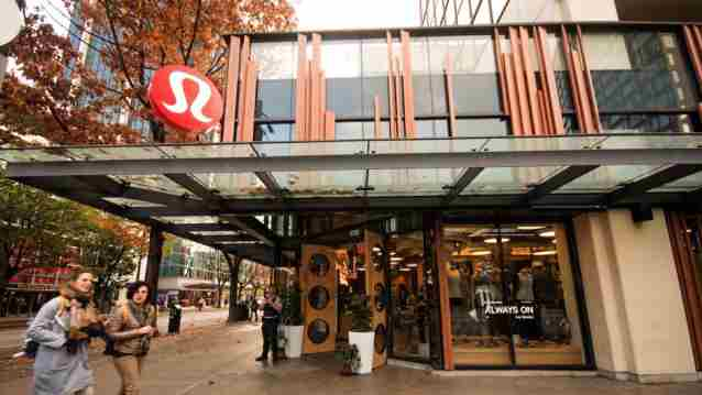 Lululemon Franchise