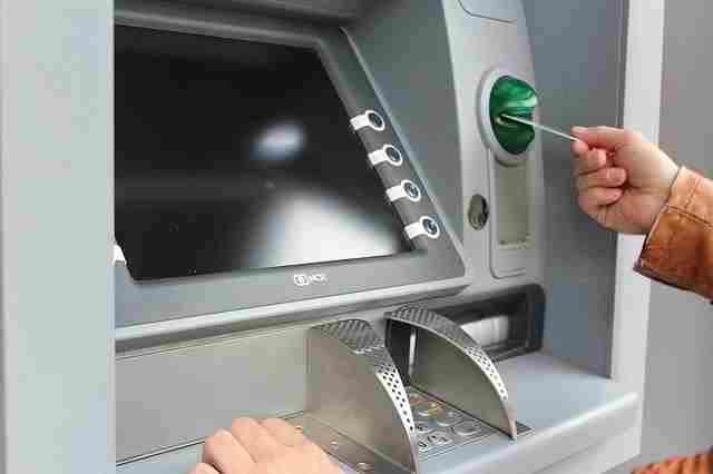 Is the Atm Business Dying?