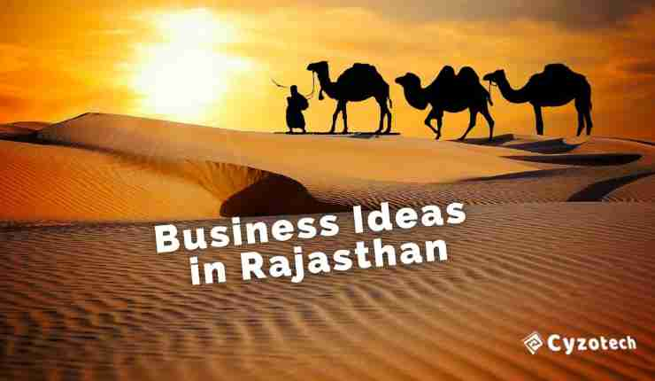 50+ Profitable Business Ideas in Rajasthan for Your Succesful Startup