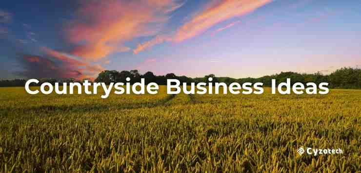 10 Best Countryside Business Ideas and Choices