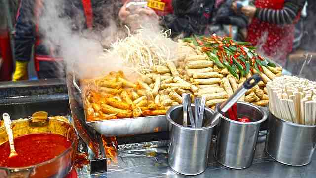 Street Food Business Ideas With Low Investment