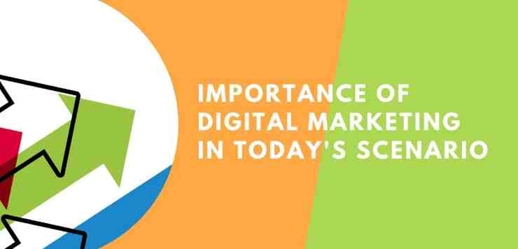 Importance of Digital Marketing in Today's Scenario for Your Business Success