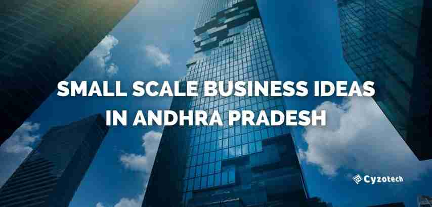small scale business ideas in andhra pradesh