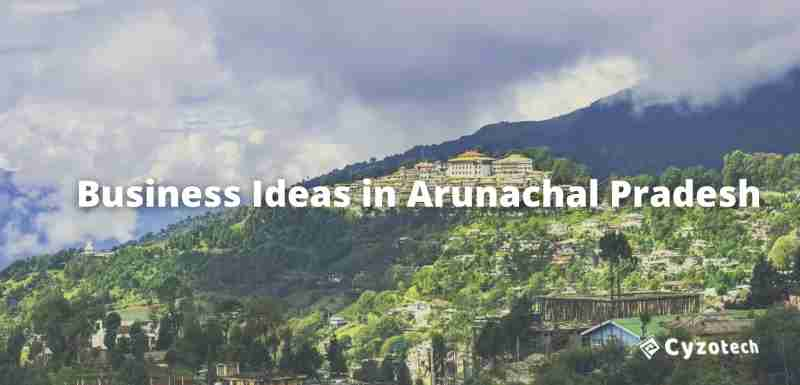 business ideas in arunachal pradesh